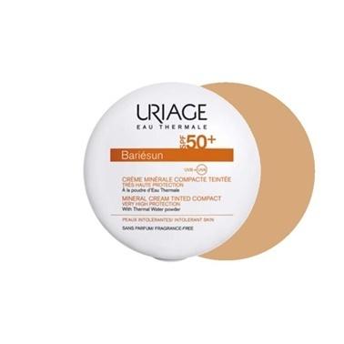 Uriage URIAGE Bariesun SPF50 Mineral Cream Tinted Compact 10 gr Renksiz